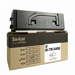 TK-540K So-kar картридж для Kyocera 5000K